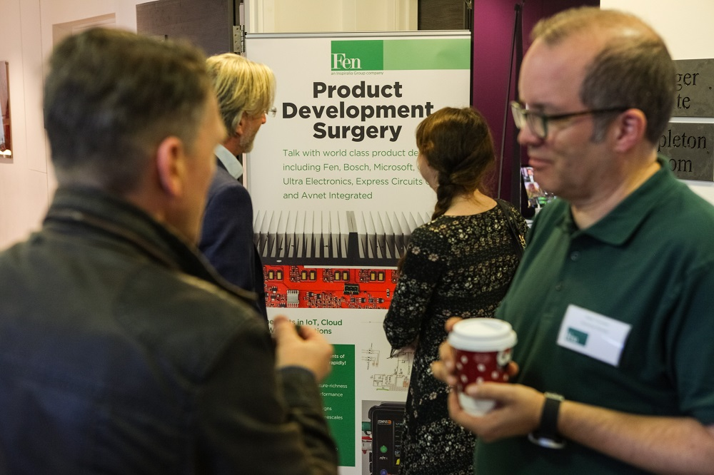 Fen Technology demystifies electronics design for new clients in Cambridge