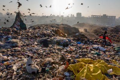 Declaring war on plastic waste