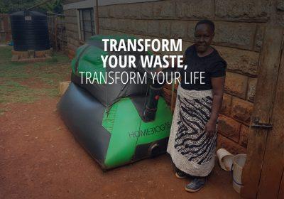 Tranform Your Waste - Transform your life