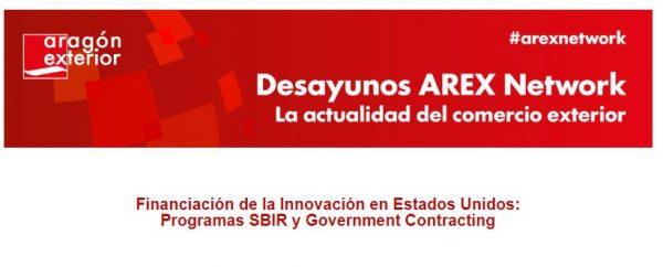 Desayuno AREX Network