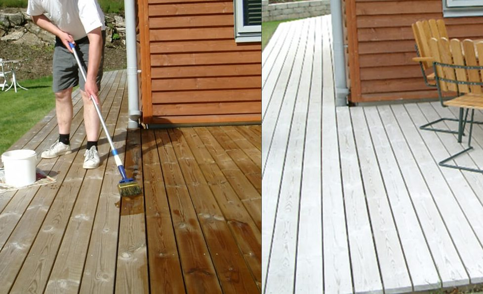 Deck treatment