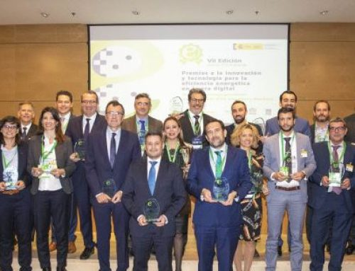 Vertical Green winner in the VII Edition of enerTIC Awards 2019